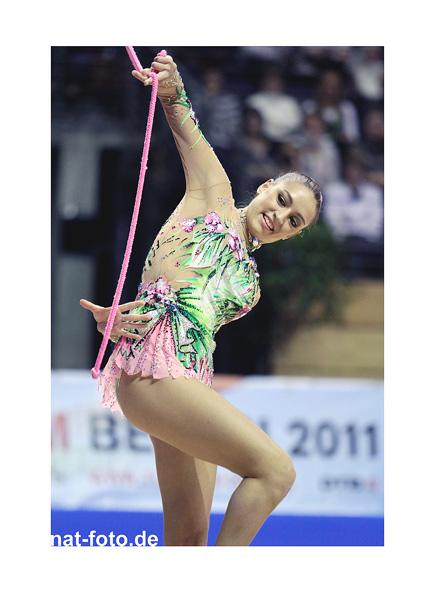 Rhythm. Sportgymnastik (5/6)