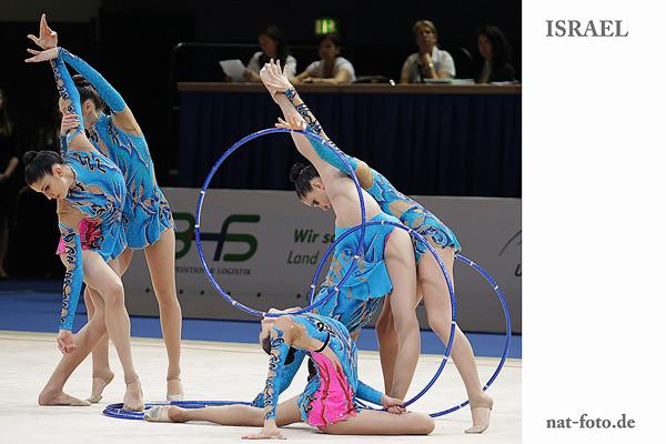 Rhythm. Sportgymnastik (4/6)