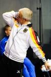 Bundestrainer Hirsch freut sich