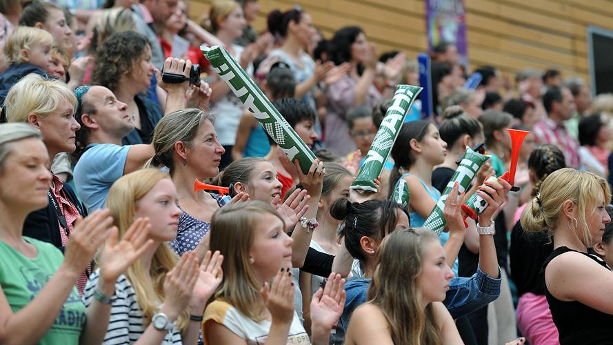 Deutschlandcup und DM RSG - Finale (1/6)