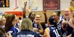 DBBL , Wildcats Wolfenbuettel - Halle LIONS