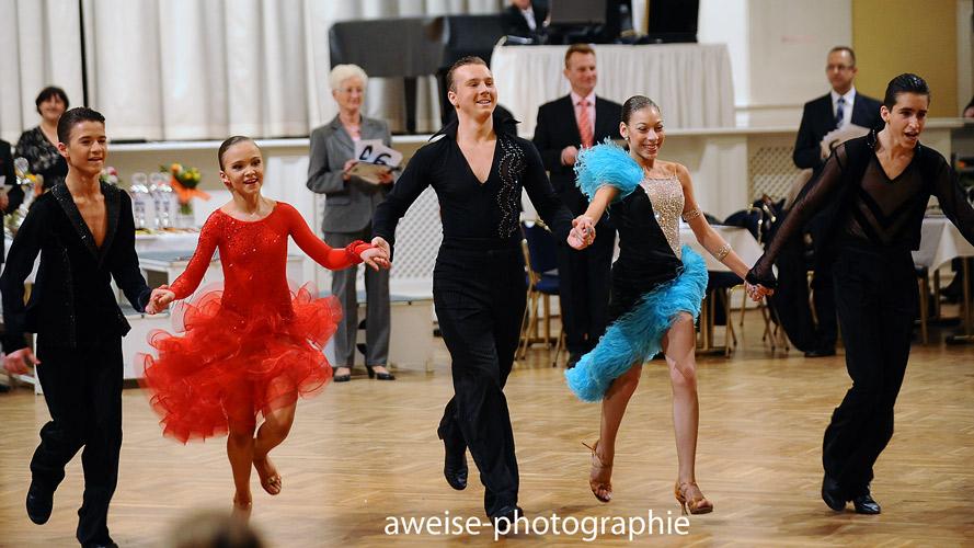 Tanzen - Gebietsmeisterschaft Ost 2013 (5/6)