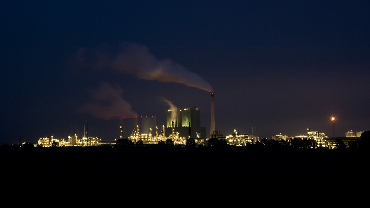 Kraftwerk Buna