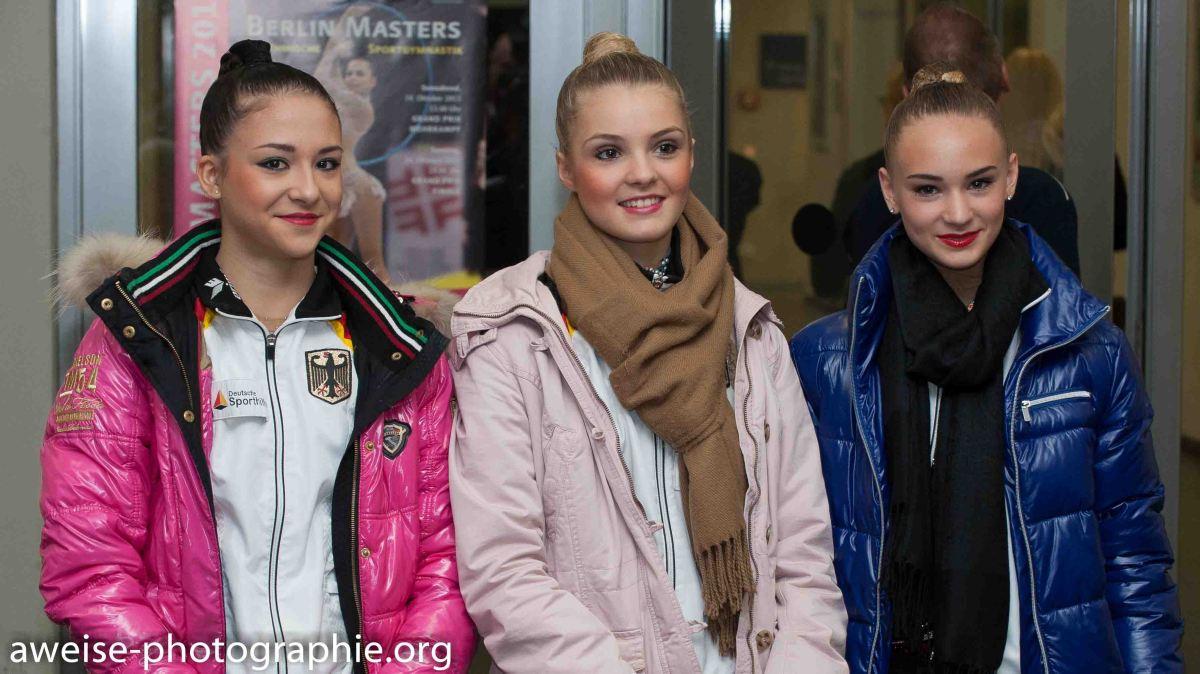 Berlin Masters 2013 , Berezko-Marggrander,Jung,Sajfutdinova