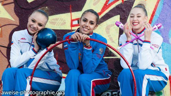 Berlin Masters 2013 , Svatkovskaya,Titus,Mamun