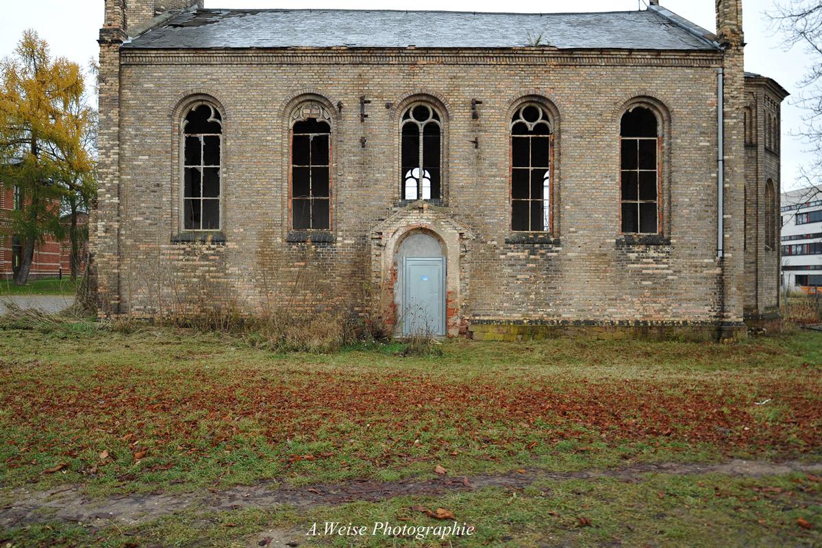 ehem. Kirche der Provinzial-Irrenanstalt Nietleben
