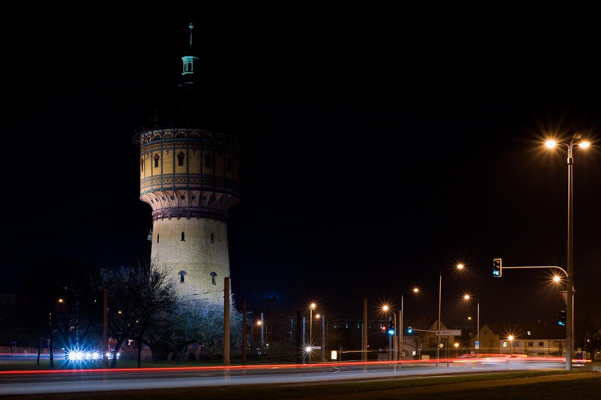 Wasserturm-Nord , Halle/Saale