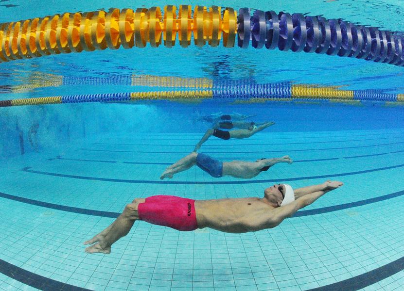 Schwimmfest des SV Halle