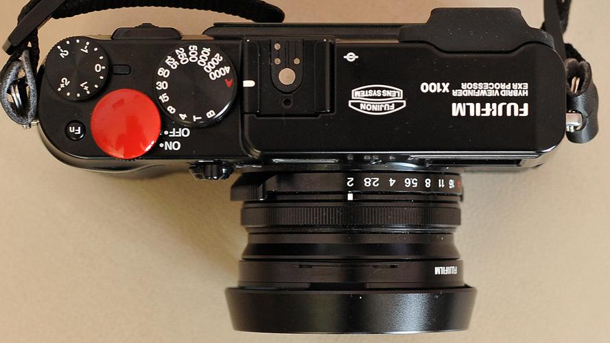 Fuji X100 Black Edition