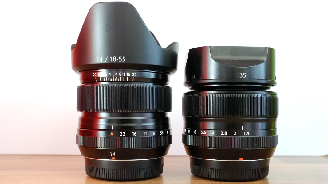 Foto : A.Weise Photographie XF 14/2.8 , XF 35/1.4