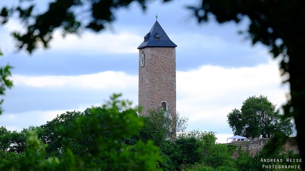 die Burg von den Klausbergen