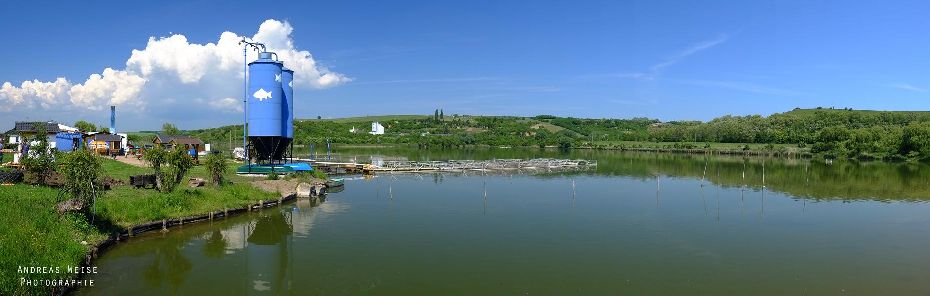 Kerner See Fischzucht