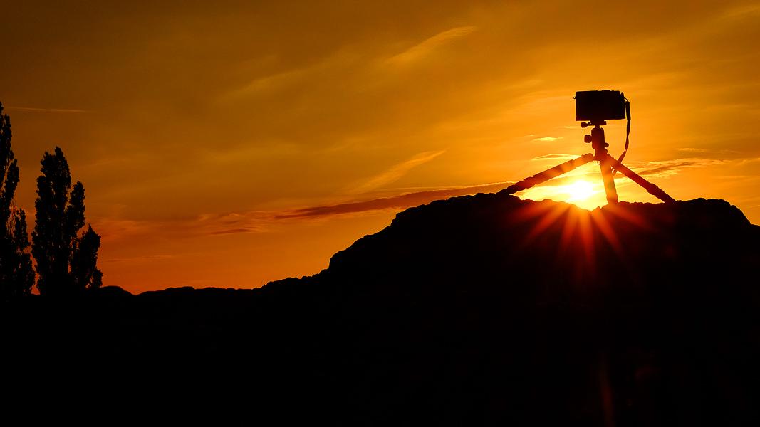 12.06.2014 ,Sonnenuntergang,Ochsenberg