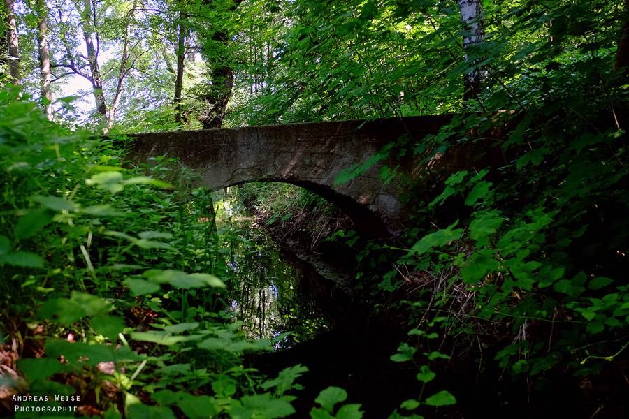 Brücke über den Mühlgraben