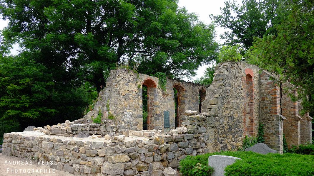 Kirchenruine Granau (Friedhof Nietleben)