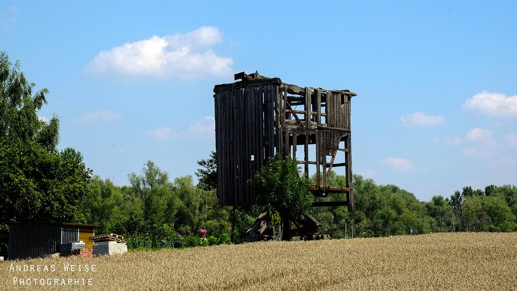 alte Windmühle bei Krakau
