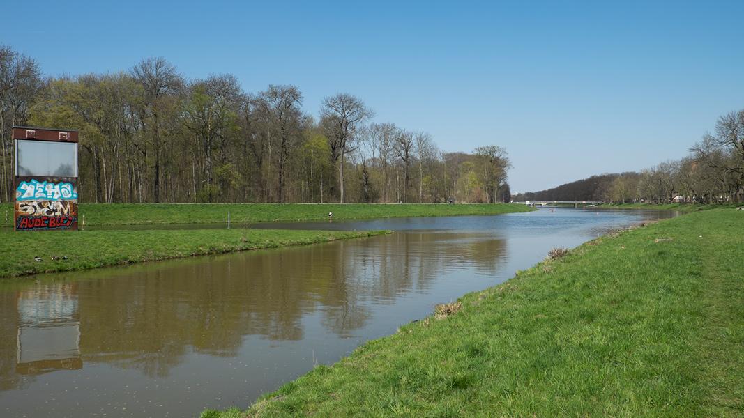 Flutkanal und Pleiße , Leipzig