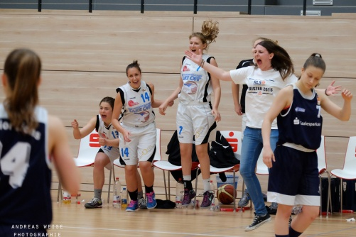 17.05.2015 , Basketball , u19 w Deutsche Meisterschaft