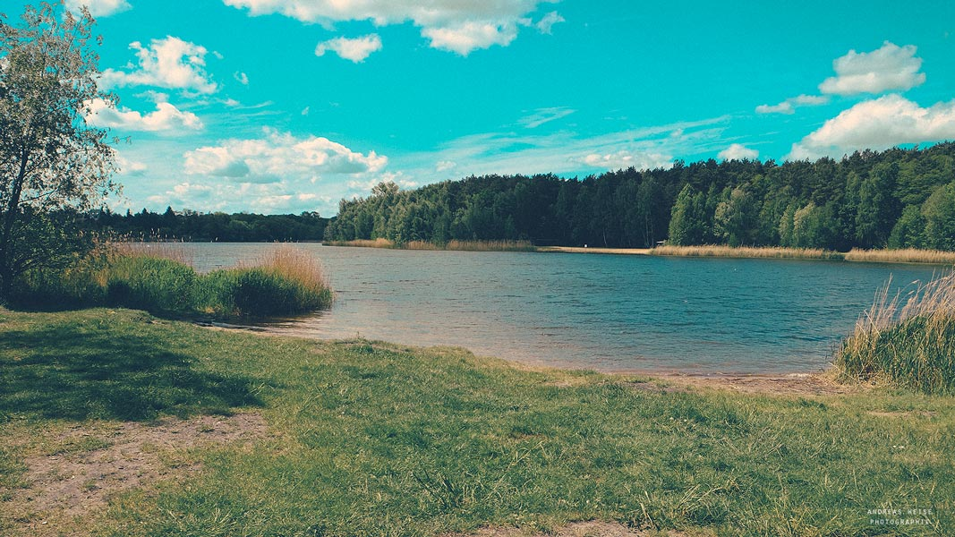 Russenstrand Heidesee