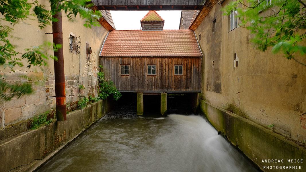 Wassermühle Holleben