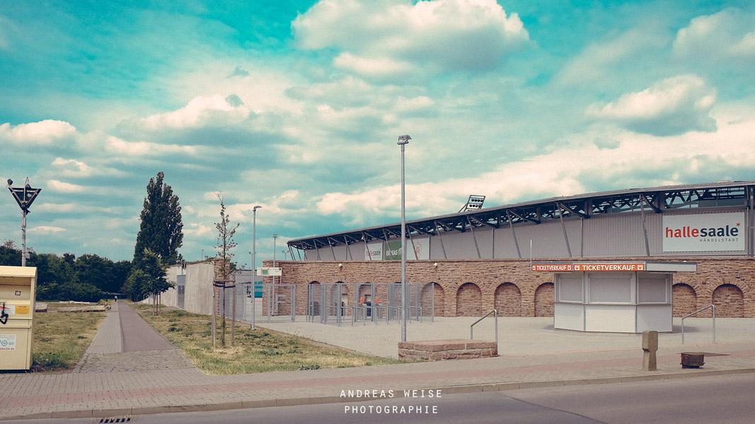 Hafenbahn am Stadion