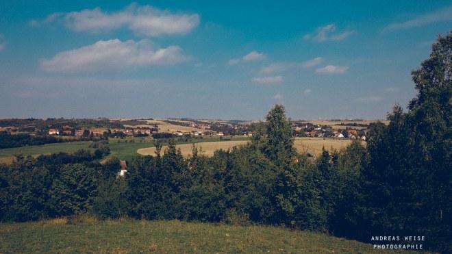 Blick nach Zappendorf